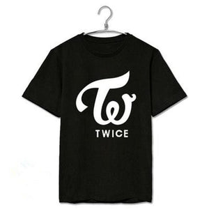 TWICE Member Name Short Sleeve T-shirt