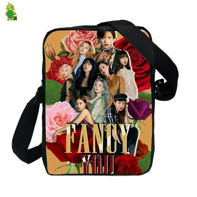 TWICE Fancy You Mini Messenger Bag