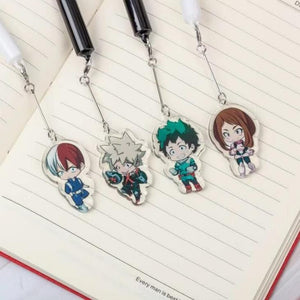 My Hero Academia Acrylic Pendant for pen