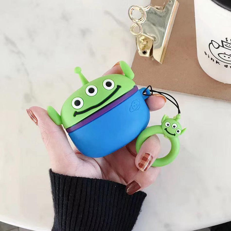Milk Bubble Tea 3D Airpods Pro Case Silicone