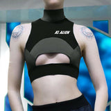 Jennie Kill This Love Crop Top