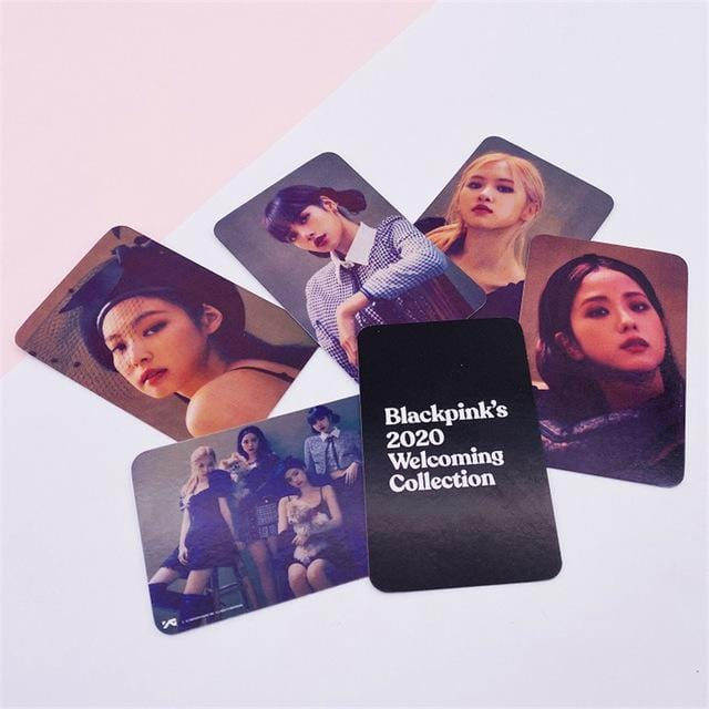 BLACKPINK 2020 Welcoming Collection LOMO Cards