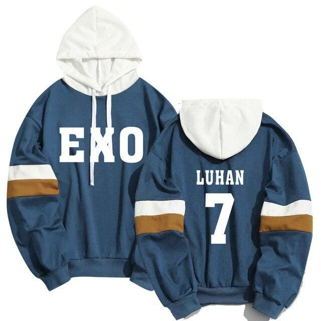 EXO Member Name Sweatshirt