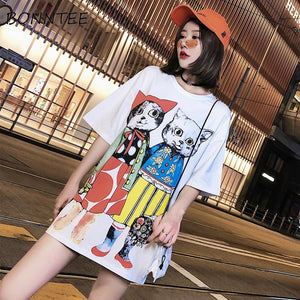 Kawaii Cat Loose Tee
