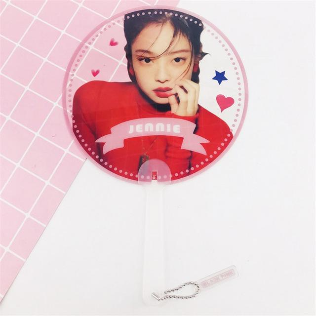 BLACKPINK Transparent Hand Fans