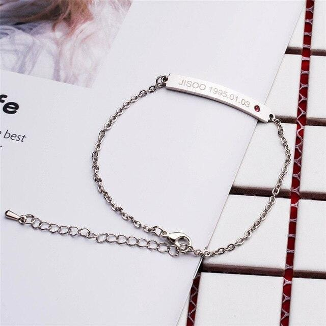 BLACKPINK Birthday Bracelet