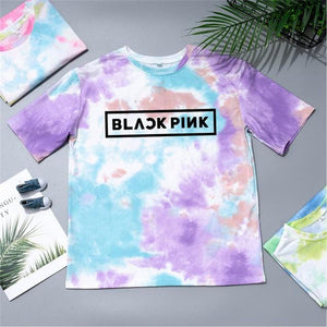 BLACKPINK Gradient Summer Tshirt
