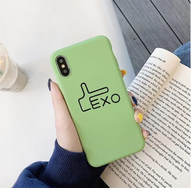 Exo Planet Case For iPhones