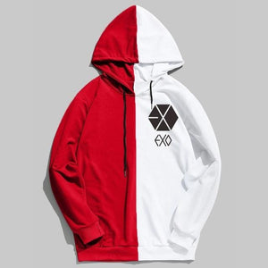 EXO Pullover Hoodies