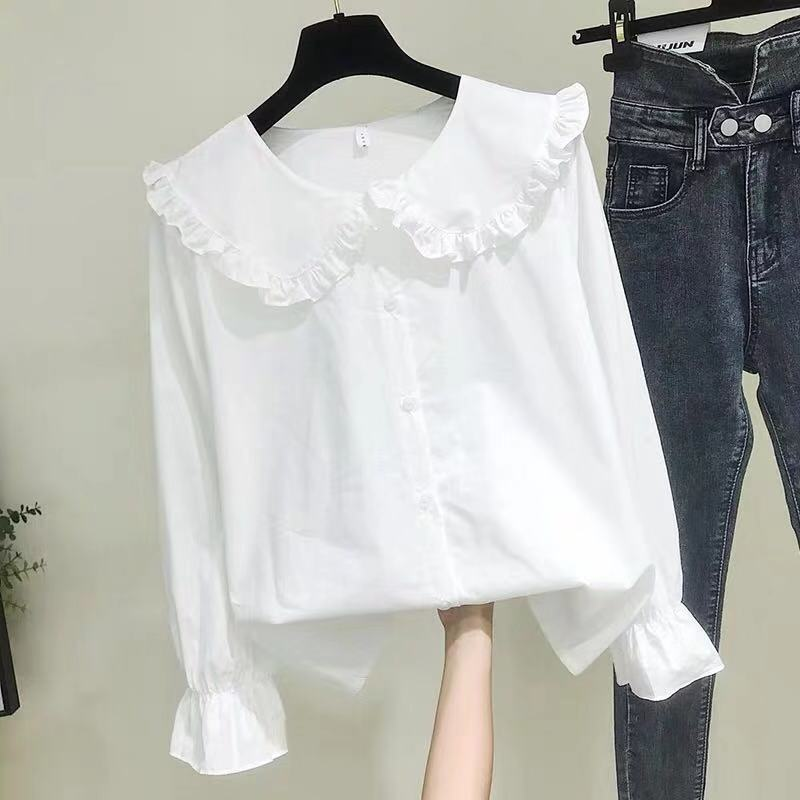 Korean Style Chic Trendy Blouse