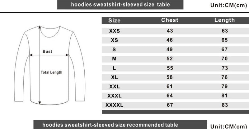 Kpop Style Statement Hoodie - All You Can Eat
