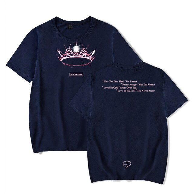 BLACKPINK The Album T-Shirt