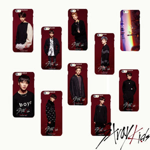 Stray Kids Phone Case covers for iPhone
