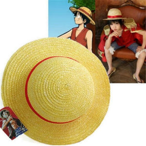 Cosplay Straw Hat