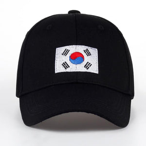 Korean Flag Hat