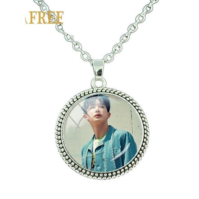 Free Monsta X Necklace