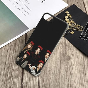 Red Velvet Phone Case - iPhone