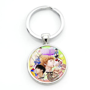 NCT 127 Photo Keychain