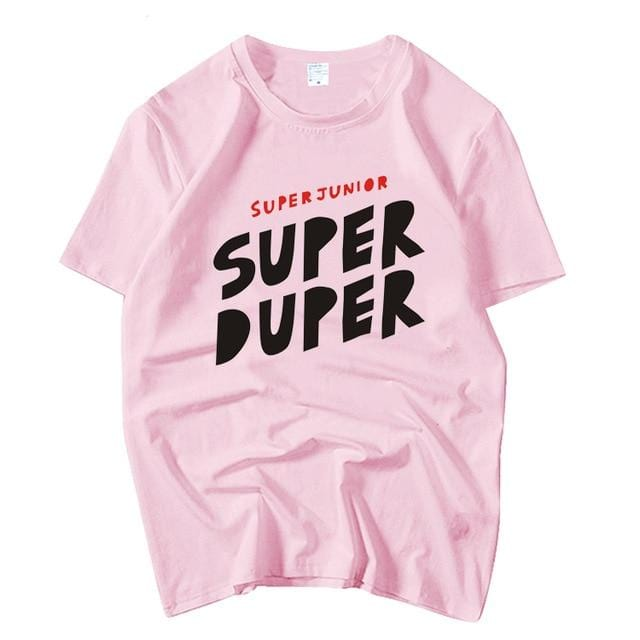 Super Junior Super Duper Shirt