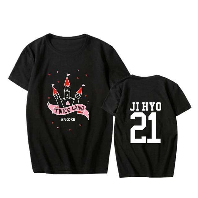 TWICELAND THE OPENING Concert Tshirt