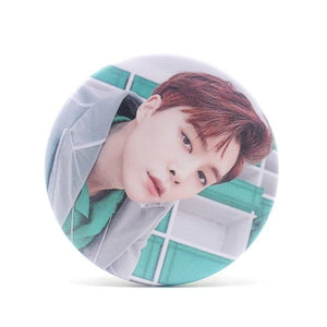 NCT BUTTON PIN