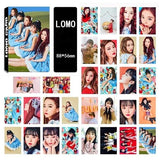 Red Velvet Photo Cards
