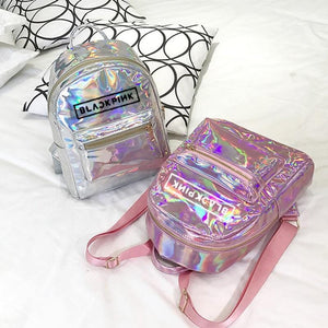 Blackpink Small Laser Backpack - Hyphoria