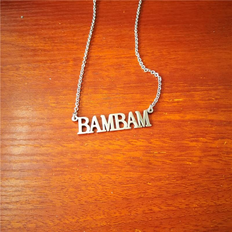 GOT7 BAMBAM JB MARK JACKSON YUGYEOM JINYOUNG YOUNGJAE Pendant Necklace