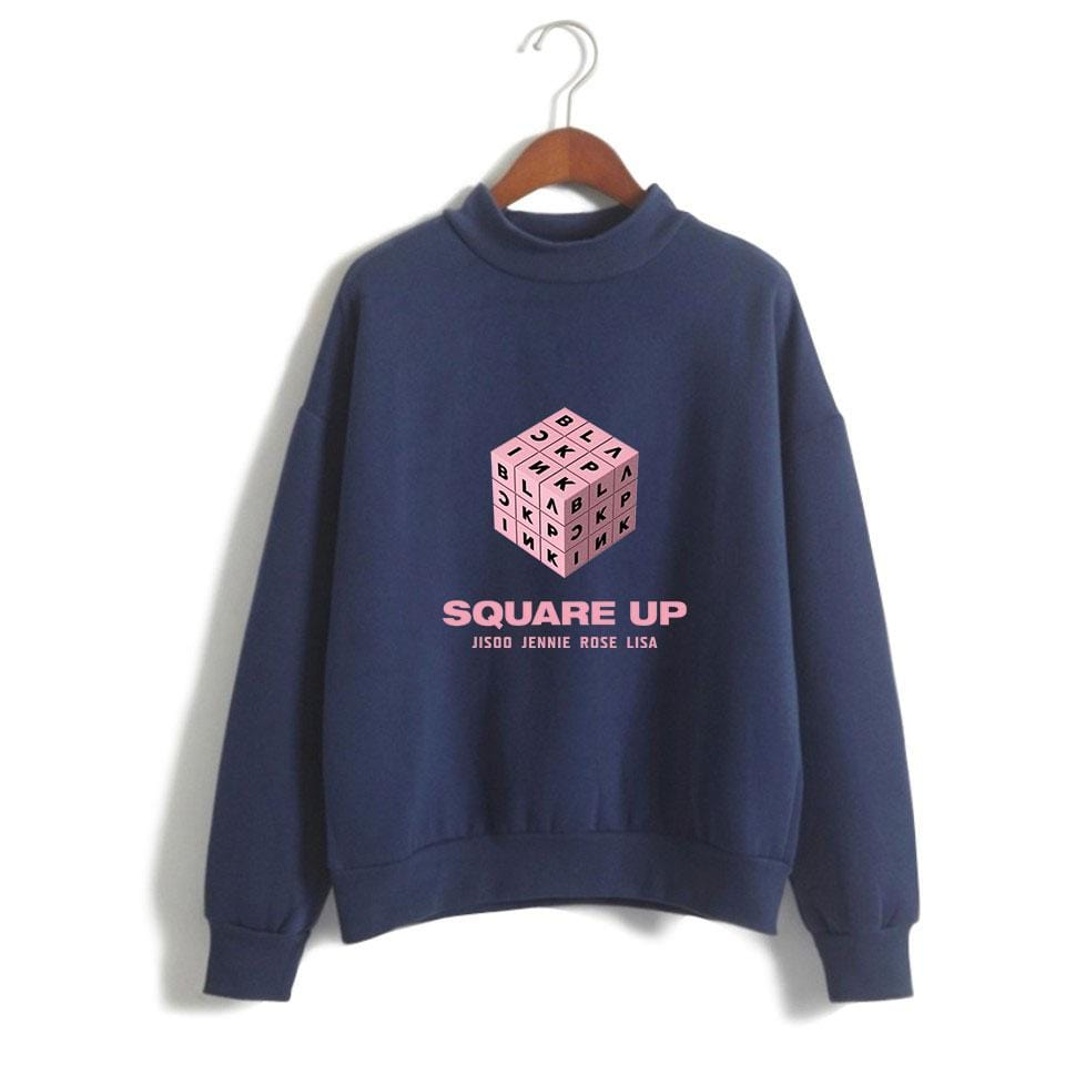 Blackpink Square up Pullover - Hyphoria