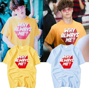 Exo Suho Why Always Me T-Shirt