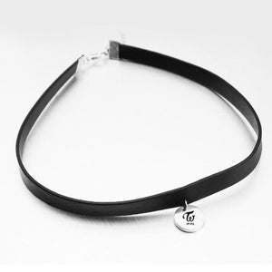 Got7 Twice Blackpink Leather Choker