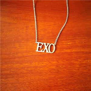 EXO Album Choker Necklace