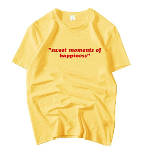 Red Velvet Wendy Sweet Moments of Happiness T-shirt