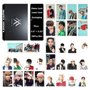 MONSTA X Photo Cards