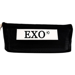EXO Hollow Logo Pencil Bag