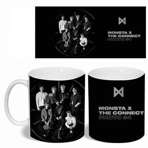 MONSTA X The Connect Coffee Mug