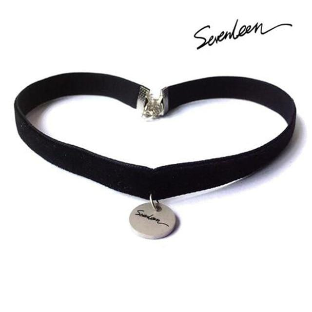 MonstaX / EXO / Seventeen Choker Necklace
