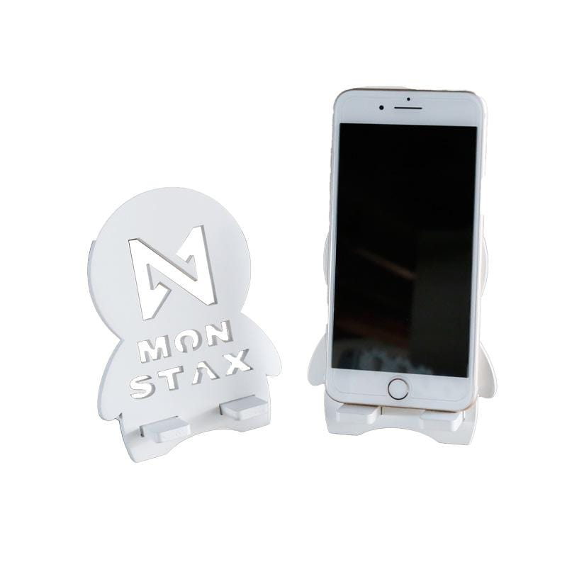 Monsta X Mobile Phone Wood Stand Holder