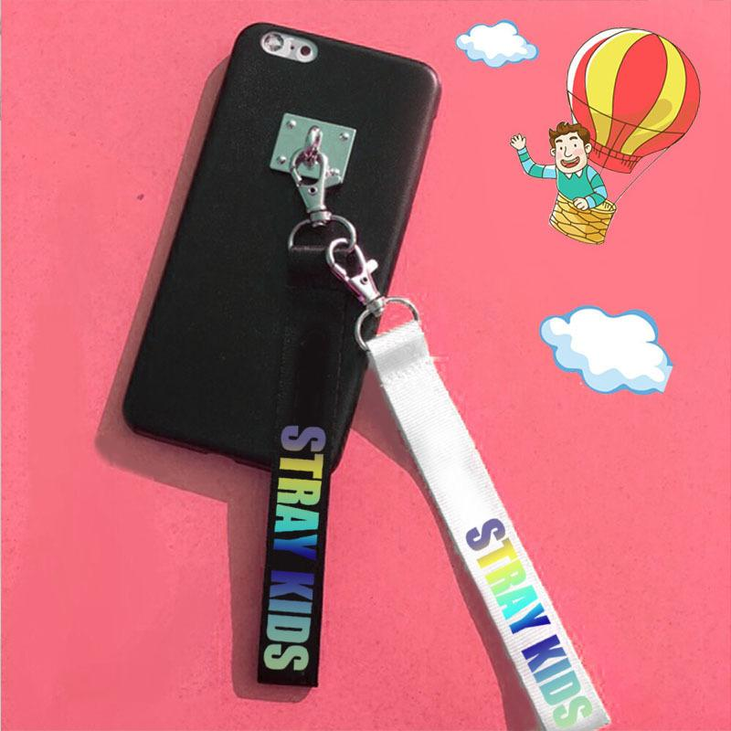 Stray kids Lanyard Keychain
