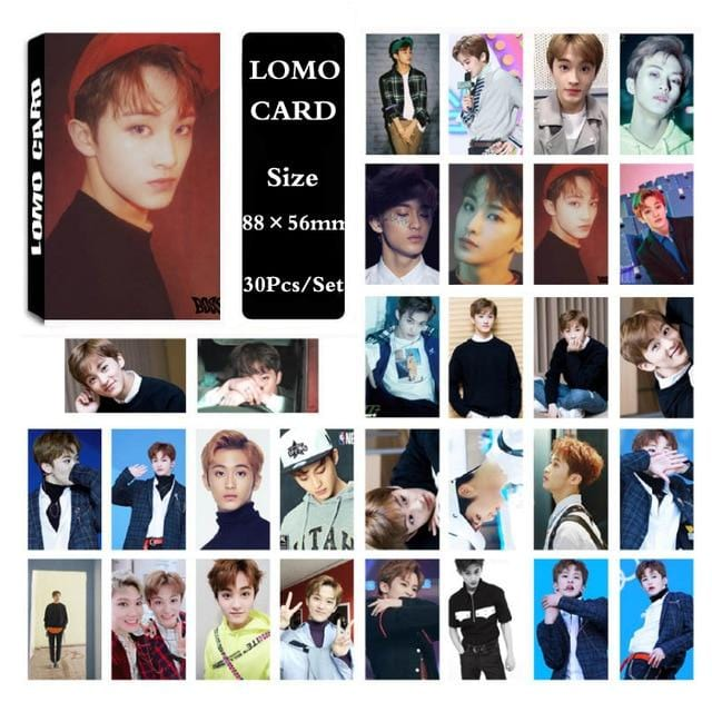 NCT PHOTO CARD 2