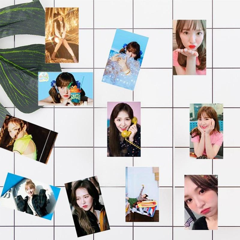 Free Red Velvet Lomo Cards