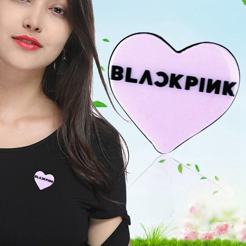 Free Blackpink Brooch Pin