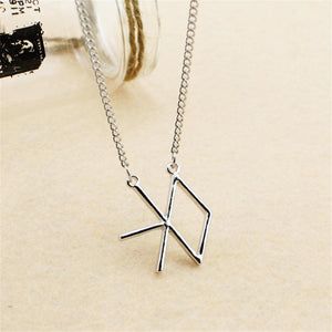 FREE Exo For Life Logo Necklace