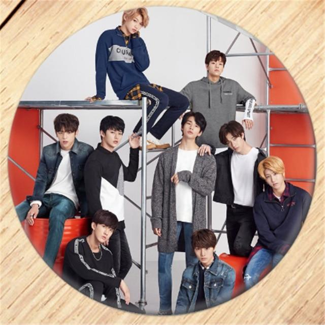 Stray Kids Badge Pins