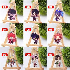 Anime Cute Keychain