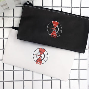 EXO Pencil Case Makeup Pouch