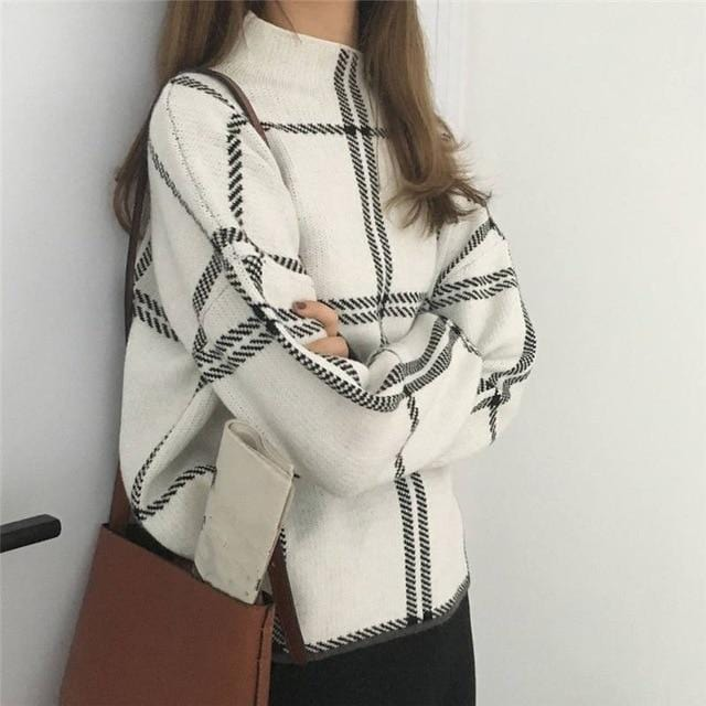 Korean Loose Sweater