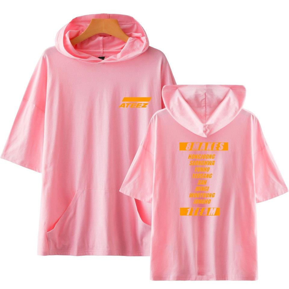 ATEEZ Hooded Tee