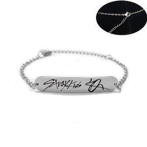 FREE Stray Kids Signature Bracelet