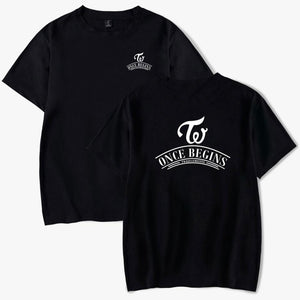 Twice Fans Printed T-shirt